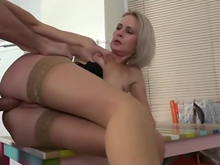 seduced mom