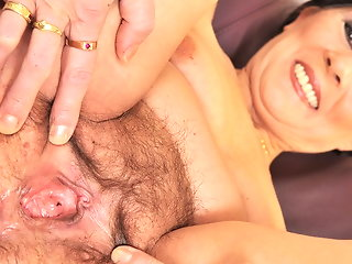 squirting gilf