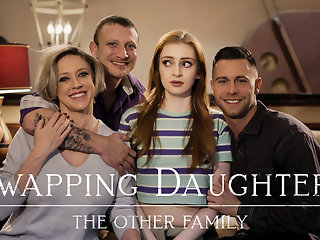 swapping, williams, daughters:, family, scene, 01